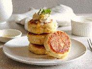 Руски сладки палачинки сирники за закуска